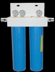 dual sump filter system