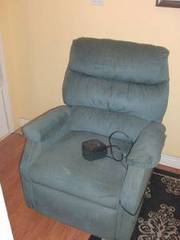 Pride Powerlift Recliner Chair 300$ O.B.O
