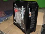 High End Gaming Desktop PC   LCD Monitor