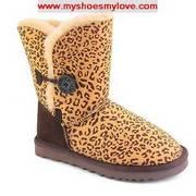 Ugg Classic Tall Boots 5815-Leopar
