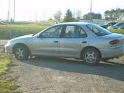 2000 Silver Cavalier