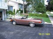 1979 Mercedes-Benz 450LS Convertible