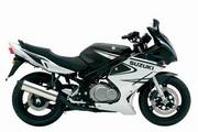 2008 Suzuki Gs500f Only 1500 K's,  Mint Condition,  Black and Silver