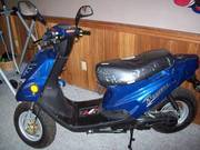 2008 gas powered scotter