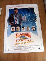 Original Movie Posters (linen-backed to preserve and increase value)