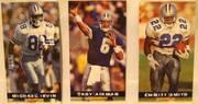 Dallas Cowboys Legends Card Lot