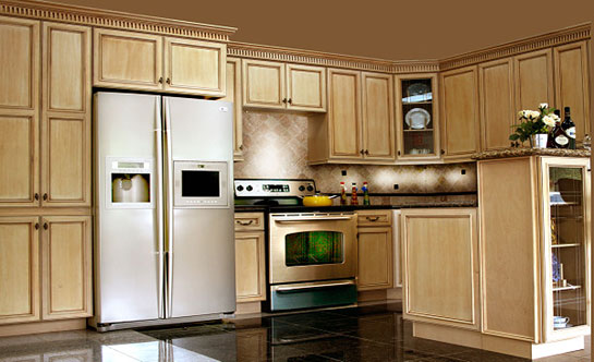 Special kitchen cabinets granite countertop installed barrie