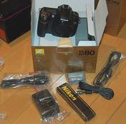 Nikon D90 12MP DSLR Camera $400USD
