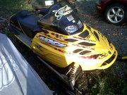 2002 Ski Doo MXZ 800