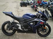 Used 2007 Suzuki GSX-R750 for Sale