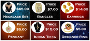 Buy Bollywood Style Jewelry And Dresses At Wholesale Price - Shop Now