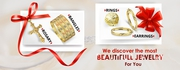 Choose Oro Laminado Jewelry At Wholesale Price - Wholesale Jewelry