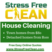 Affordable House Cleaning Services - Easy Online Quotes