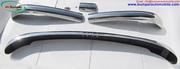 Borgward Isabella bumper (1957 – 1961) stainless steel