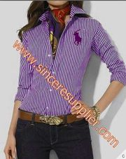 wholesale polo lady t-shirt