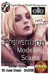PREVENTION - MODELLING SCAMS
